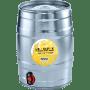 Birra Bibibir KellerPils - 5% - Fustino 5 Lt