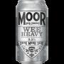 Birra MOOR Wee Heavy Lattina - 0,33 Lt - 9,5%