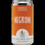 Cocktail Mikropolis Negroni - 15% - Lattina 0,25 Lt